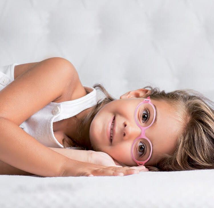 Gafas para niños en óptica Madrid