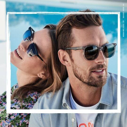 campaña gafas de sol