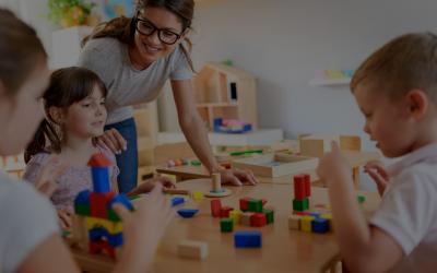 Estimulación auditiva y visual de tus hijos