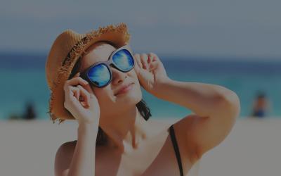 Gafas de Sol en Verano